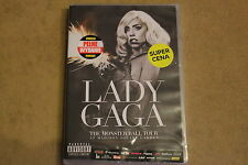 Lady Gaga - The Monster Ball Tour DVD  - POLISH RELEASE