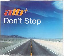 ATB - DON'T STOP (3 track CD single)