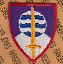 US Army SPRINGHILL COLLEGE Mobile Alabama ROTC patch
