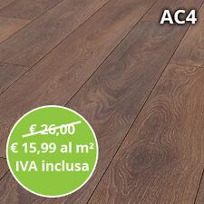 Pavimento in Laminato Rovere Shire Confezione Da 2.22mq | 8 mm AC4