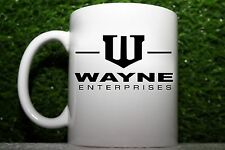 Wayne Enterprises Bruce Wayne Batman Dark Knight Joker - Funny Coffee Mug (1x)