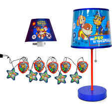 Nickelodeon Paw Patrol 3-Piece Lighting Set FOR Childrn Rooms Gift FREE SHIPPING