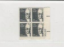 U.S. Sc. #1295 John Bassett Moore $5.00 MNH PL.Bk  SCV. $42.50 (X3330j)