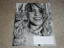 SHAKIRA * THE VOICE July 2013 ELLE MAGAZINE