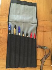 Multiple Tin Whistle Carry Bag