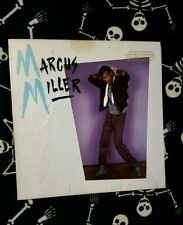 Marcus miller *** self titled *** gold stamped promotional copy *** bass guitar