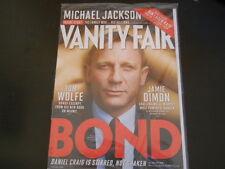 Daniel Craig, Michael Jackson - Vanity Fair Magazine 2012
