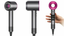 Authentic and Brandnew Dyson Supersonic Hair Dryer - Fuchsia/Silver