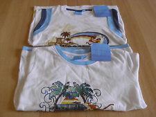 2 Winnie Pooh T-Shirt`s Größe 104 in Weiß
