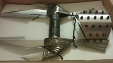 Critical Mass Style Fantasy Battle Gauntlet Weapon Knife Dagger Medieval Blade