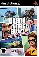 New Grand Theft Auto Vice City Stories (PS2, Playstation 2)