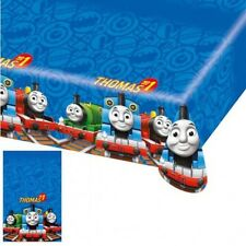 Thomas und seine Freunde - Tischdecke 1,80x1,20m(Plastik)