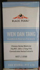 Wen Dan Tang-Chinese Medicine-peptic ulcers,reflux,gall bladder inflammation
