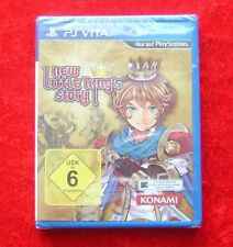 New little King´s Story, Sony PSVita Spiel PlayStation Vita Neu deutsche Version