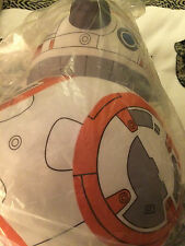 Star wars the force awakens BB-8,  18  inches  full size soft toy