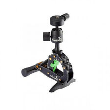 Takeway T1 Clampod Clamp Tripod for Mobile and Cameras DSLR Compact Flashes