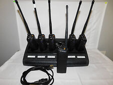 Lot of 6 Motorola XTS5000 VHF Model 1 portable radios AES-256 P25 Astro complete