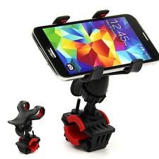 New Universal 360 Bicycle Cell Phone Holders Cycling Support Stand Mount Bracket