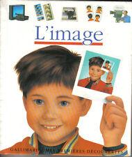 Mes premières découvertes Gallimard : L'IMAGE - avec des films transparents