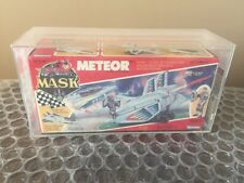 M.A.S.K 1987 METEOR Series 3 MASK AFA Q-85 NM+ Kenner