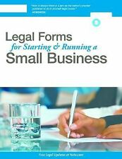 Legal Forms for Starting and Running a Small Business by Attorney, Fred S...