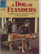 A Dog of Flanders #1088 GD+ 2.5 1960 Dell Four Color FC See My Store
