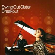 Breakout - Swing Out Sisters CD MERCURY