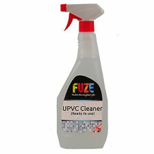 Fuze UPVC Cleaner, window cleaner, hard surface cleaner 750ml spray
