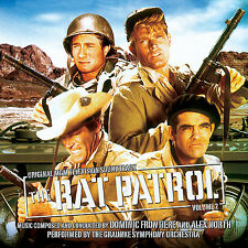 COMMANDO DU DESERT (THE RAT PATROL VOL 2) DOMINIC FRONTIERE - ALEX NORTH (CD)