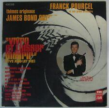 007 James Bond 33 tours Franck Pourcel 1973