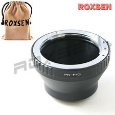 Roxsen Pentax K PK Mount Lens To Pentax Q PQ P/Q Interchanable Camera Adapter