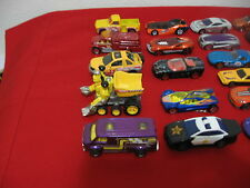 LOT OF 27 VARIOUS DIECAST CARS & TRUCKS NICE COLLECTION