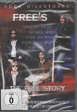 Free The Free Story Rock Milestones DVD NEU All right now Mr Big Ride on a pony