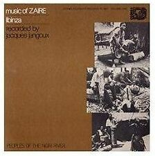 Music of Zaire, Vol. 1: Libinza - Peoples of the Nigri River New CD