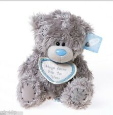 """Carte Blanche Me To You Tatty Teddy Soft Toy 9"""" Blue Nose Hugs From Me To You"""