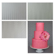 Chevron pattern texture feuille set-sweet elite