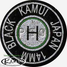 1 Genuine Kamui BLACK Tip (HARD = H)  -  FREE US SHIPPING
