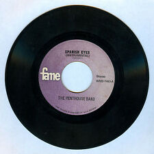 Philippines THE PENTHOUSE BAND Spanish Eyes OPM 45 rpm Record