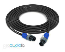 Mogami 3082 Speaker Cable | Neutrik Speakon | 30 Foot | 30 Feet | 9.1 Meters