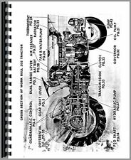 Massey Ferguson 202 Tractor Operators Manual