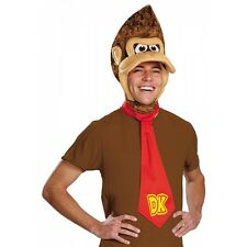 Donkey Kong Costume Adult Halloween Fancy Dress