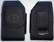 V078 Vertical Extra Small Cell Phone Universal Pouch Case w/ Rotating Belt Clip