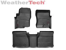 WeatherTech® FloorLiner for Nissan Frontier King Cab - 2010-2016 - Black