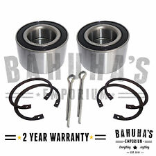 FRONT WHEEL BEARING KIT PAIR X2 FOR A VAUXHALL CORSA C 2000 2006 *BRAND NEW*
