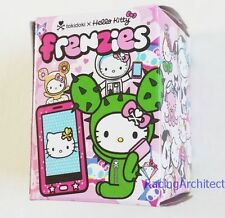 Tokidoki x Hello Kitty Frenzies Phone Charm Phonezie - Blind Box