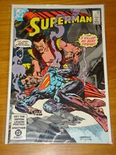 SUPERMAN #390 VOL 1 DC COMICS NEAR MINT CONDITION DECEMBER 1983