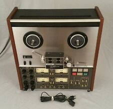 TEAC A-2340SX Analog Reel 4-Channel 4-Track Quad Over-Dub Simul-Sync Recorder GC