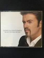 Ladies and Gentlemen The Best of George Michael 2CDs shipping from Japan!
