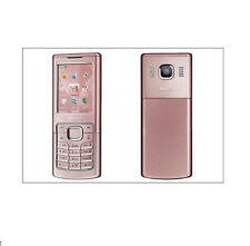 Nokia 6500 Classic - Pink (Unlocked) Cellular Phone Free Shipping