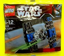 Lego Star Wars 8028 Tie Fighter Polybag Neu Ovp